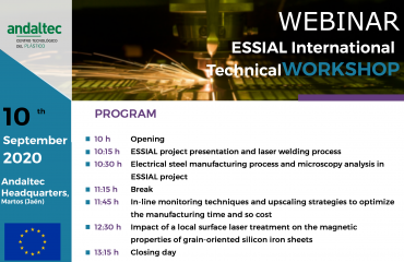 ESSIAL Technical Workshop