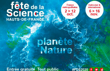Fête de la Science 2020 - Hauts-de-France